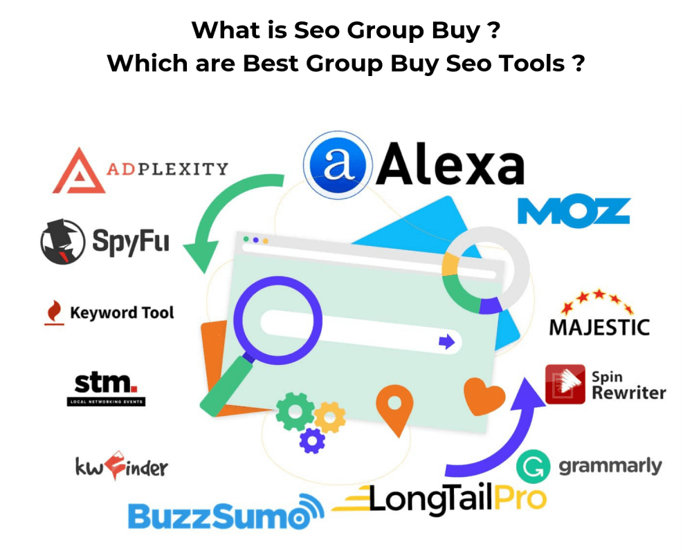 Which are Best Group Buy Seo Tools