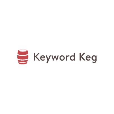 KeyWord Keg Group Buy starting just $4 per month