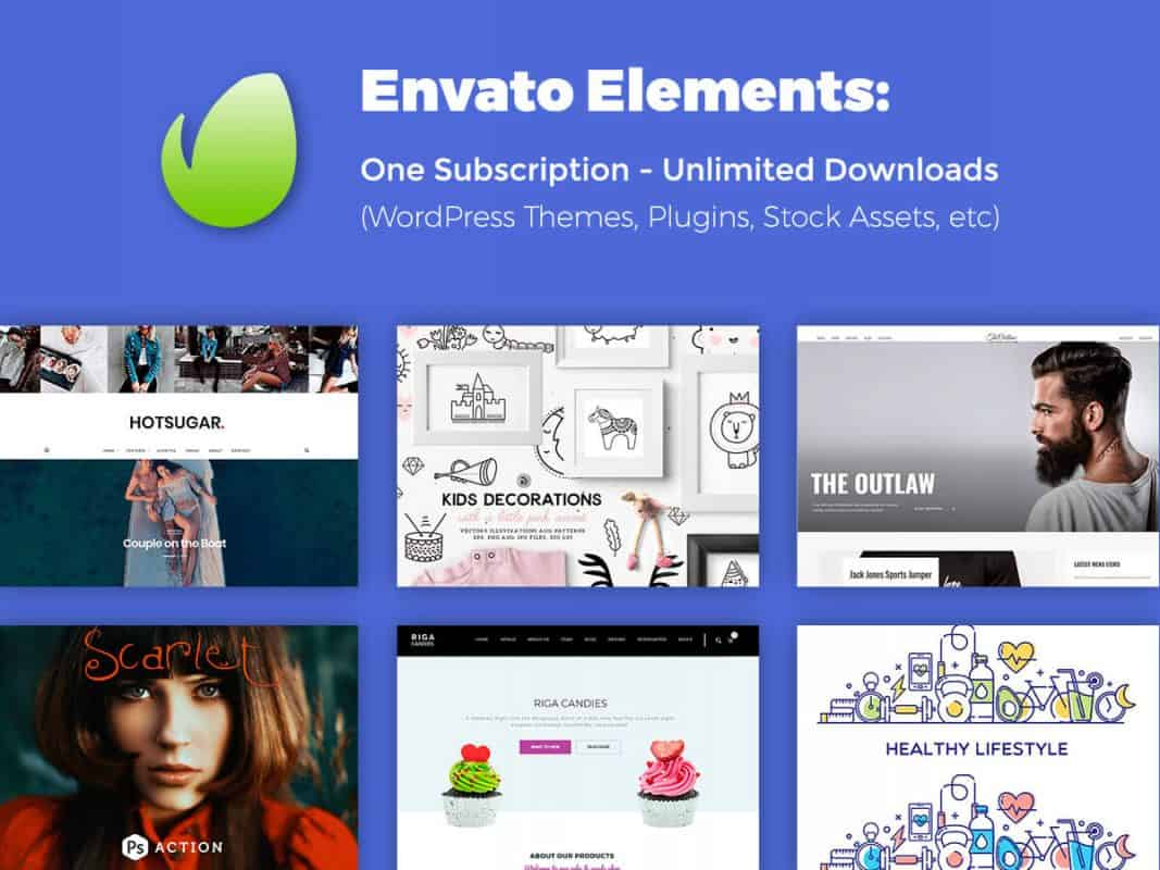 Envato Elements Review 2021 Is It Worth the Price